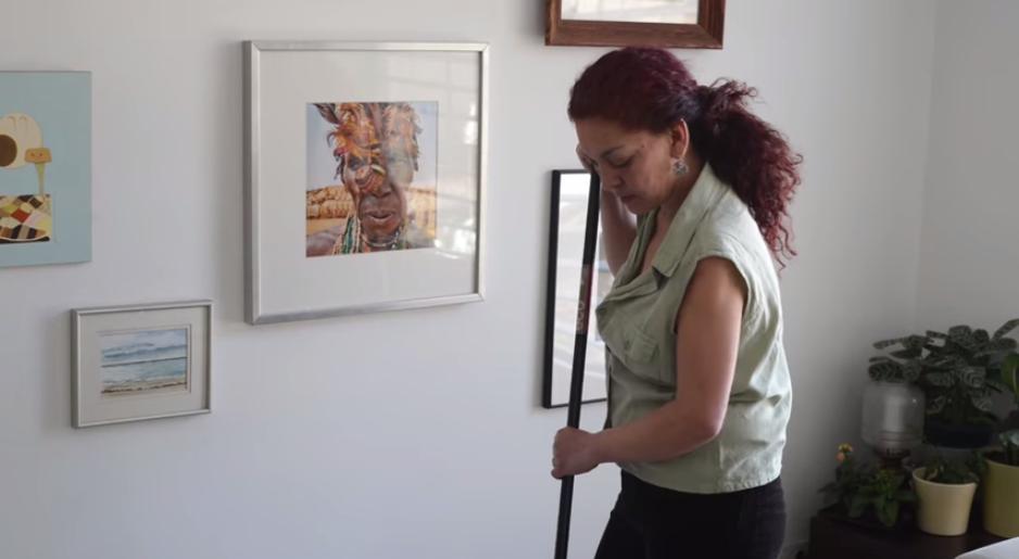 Marta's Recuperation from Polio https://www.youtube.com/watch?v=MNZ_-uywOSc